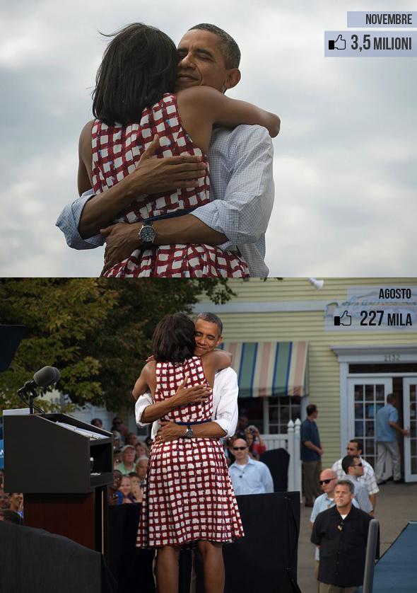 obama la foto della vittoria