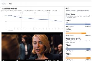 Facebook introduce le performance dei video e va all'attacco di YouTube