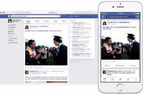 Facebook abilita la ricerca per parole chiave