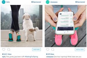 Instagram introduce gli ads di direct response