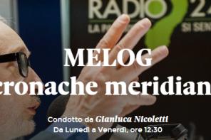 L'Italia che twitta – intervista a Melog (Radio24)