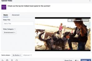 Video su Facebook: nuovi strumenti per gli amministratori