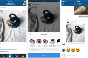 Instagram potenzia Direct