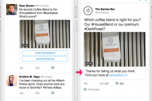 Twitter introduce i Conversational Ads