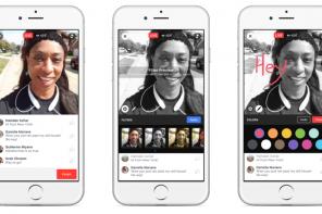 Novità Facebook Live: gruppi, eventi, filtri e reazioni
