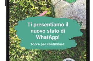 Con Status anche WhatsApp clona Snapchat
