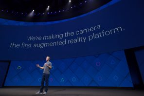 Il futuro di Facebook: realtà aumentata e virtuale