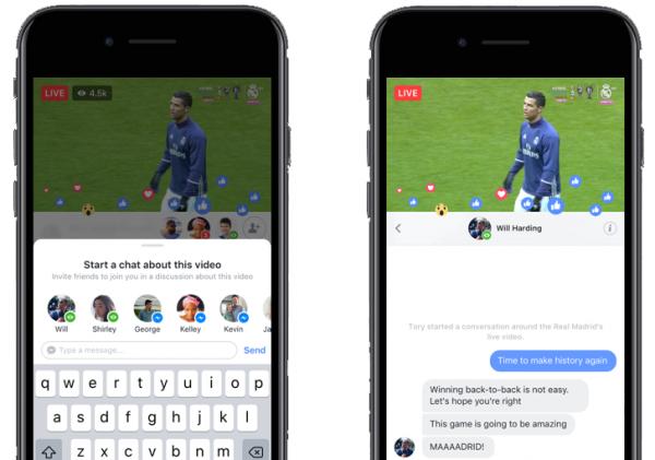 Facebook Live Diretta A Due E Chat Private Vincos Il Blog Di Vincenzo Cosenza