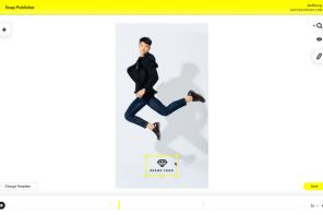 Snapchat lancia la sua piattaforma di pubblicità fai da te