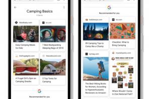 Google Search: più visivo, più intelligente