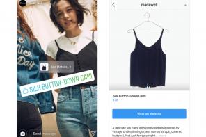 Instagram inaugura la funzione Shopping