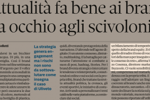Real Time Marketing: intervista su Il Sole 24 Ore