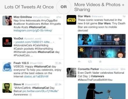 Twitter cambia volto: non solo testo, ma foto e video in evidenza