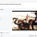 facebook nuova interfaccia caricamento video