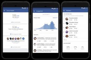Facebook: nuova missione e insights per i gruppi