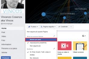 Facebook modifica l'algoritmo: più peso agli amici che alle pagine