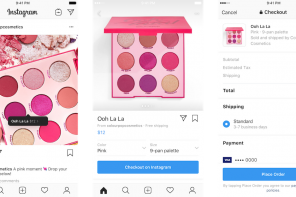 Instagram apre all'e-commerce