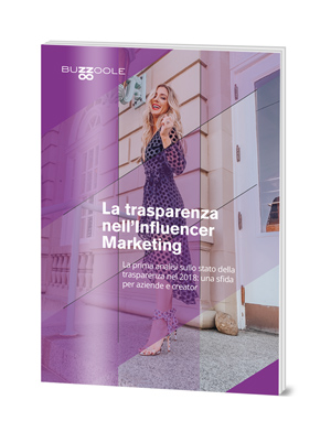 trasparenza nell'influencer marketing 2018 buzzoole