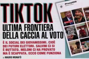 TikTok e politica: la mia opinione su L'Espresso