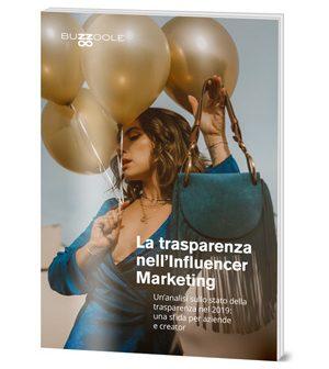 white paper trasparenza influencer 2019