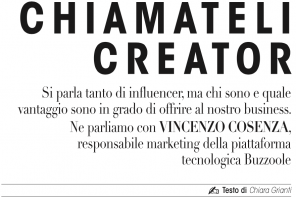 Influencer della bellezza: intervista su Beauty Business