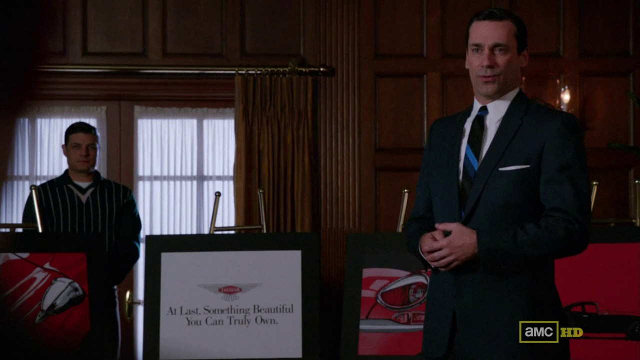 mad men pitch